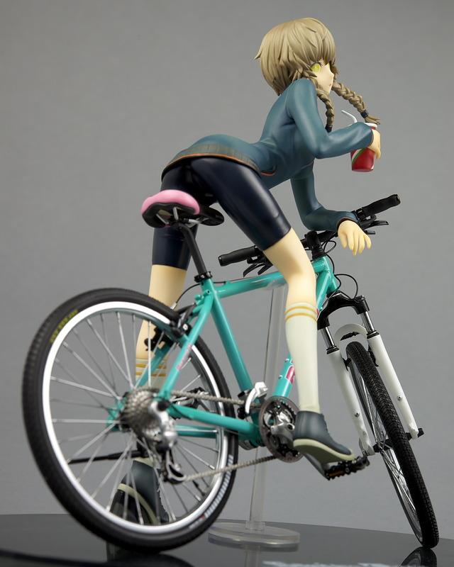 アルター 阿万音鈴羽&マウンテンバイク レビュー