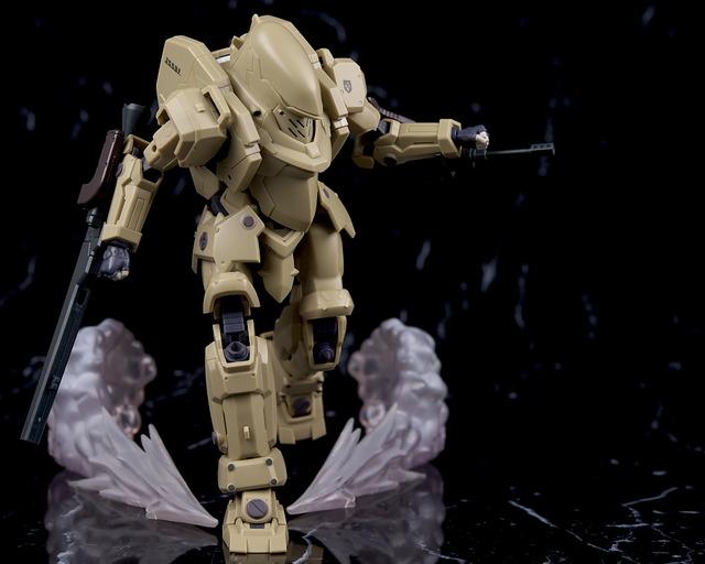 robot魂 ガサラキ レビュー