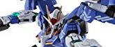 METAL BUILD 機動戦士ガンダム ダブルオーガンダムセブンソード/G 約180mm ABS&PVC&ダイキャスト製 塗装済み可動フィギュア