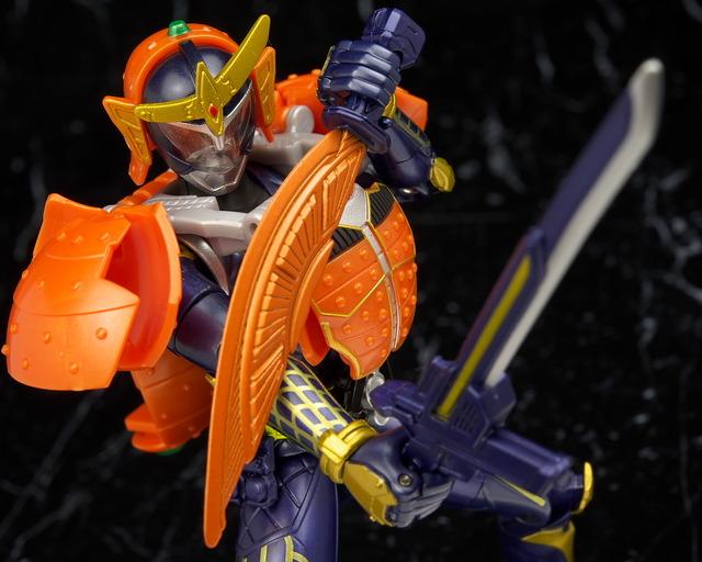 AC01 仮面ライダー鎧武 オレンジアームズ レビュー
