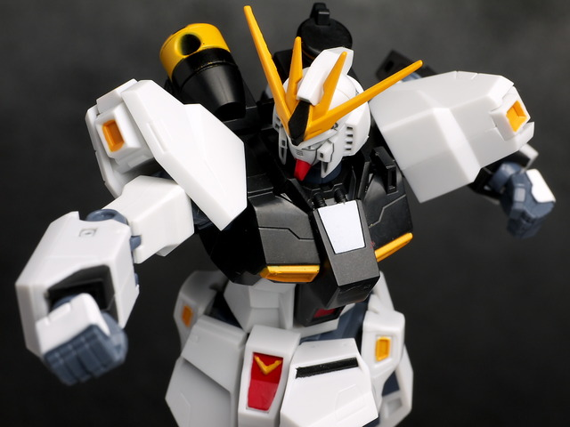 New reviews ROBOT SPIRITS GUNDAM