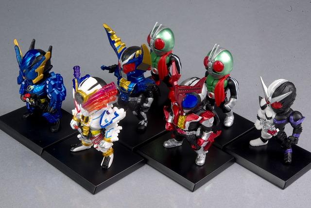 コンバージ仮面ライダー11 レビュー