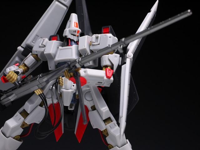ROBOT魂 エルガイム Mk-II レビュー