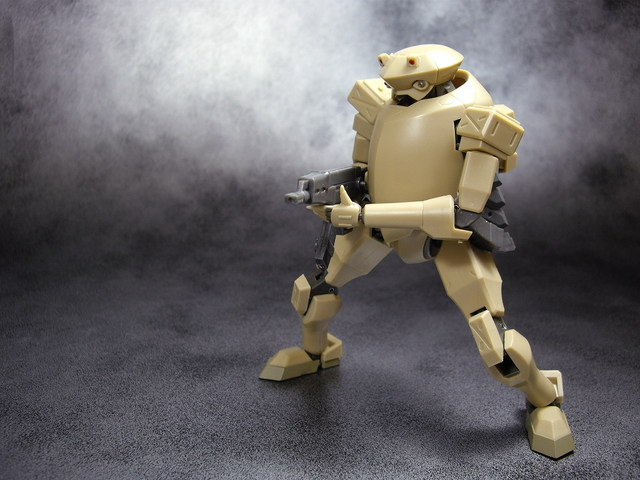 ROBOT魂 サベージ(サンドカラー) レビュー
