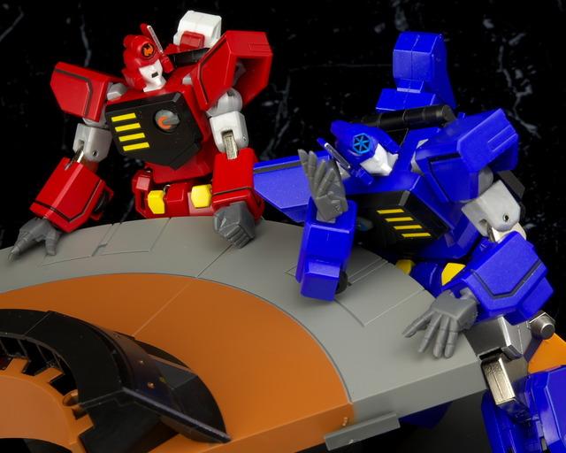 スーパーロボット超合金 氷竜・炎竜 レビュー