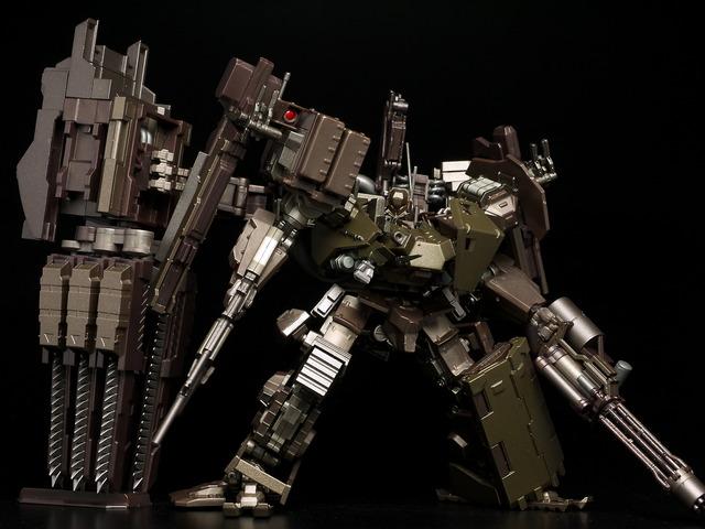 スーパーロボット超合金 グラインドブレード レビュー