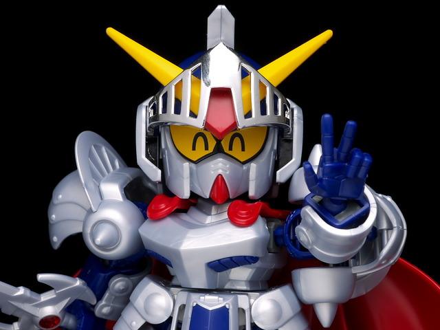 BB Knight Gundam Legend review