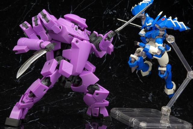 ROBOT魂 セプター (三条菊乃機) レビュー