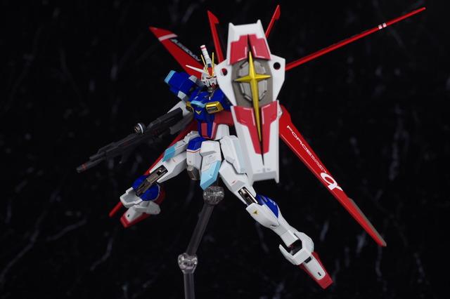 METAL ROBOT魂 フォースインパルス レビュー