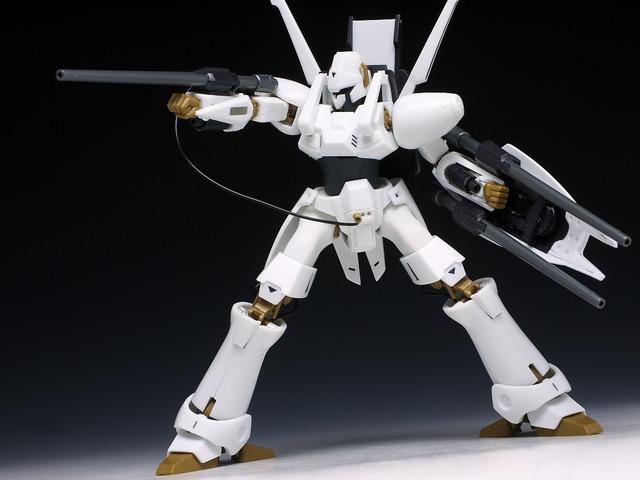 ROBOT魂 エルガイム レビュー