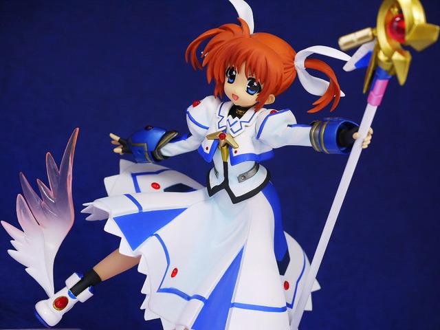一番くじ 魔法少女リリカルなのは A賞 高町なのは プレミアムフィギュア レビュー