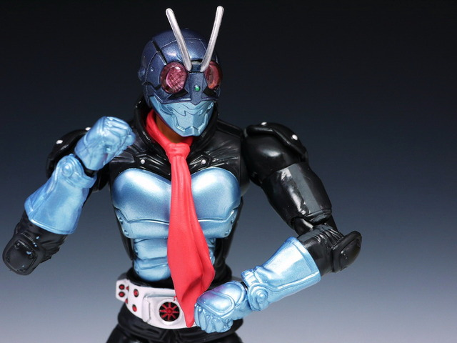 S.H.フィギュアーツ 仮面ライダー1号(THE FIRST Ver.) レビュー