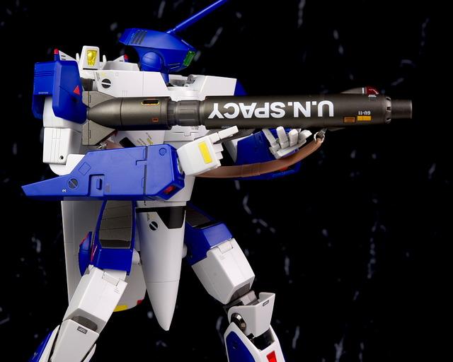 DX超合金 VF-1A レビュー
