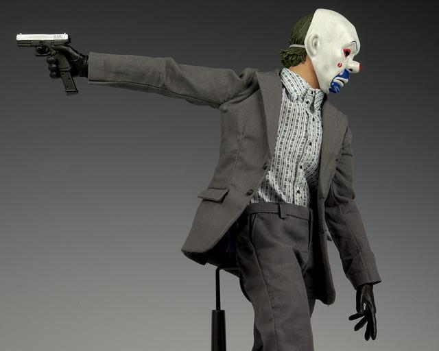 ホットトイズ ジョーカー 銀行強盗 2.0 レビュー