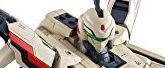 DX超合金 マクロスプラス YF-19 フルセットパック 約250mm ダイキャスト&ABS&PVC製 塗装済み可動フィギュア