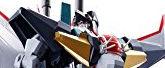 超合金魂 超獣機神ダンクーガ GX-13R ダンクーガ (リニューアルバージョン) 約250mm ABS&ダイキャスト&PVC製 塗装済み可動フィギュア