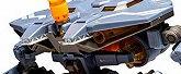 核誠治造 ROBOT BUILD RB-05 CARBE 棘蟹 (ユニバーサルカラーVer) 全高約130mm ABS (一部PVC)製 塗装済み 可動フィギュア