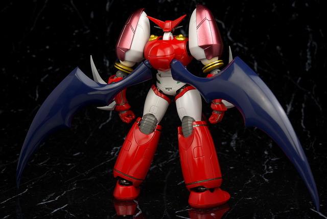 スーパーロボット超合金 真ゲッター