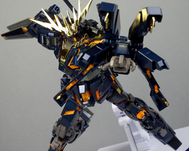 GUNDAM FIX FIGURATION METAL COMPOSITE バンシィ レビュー