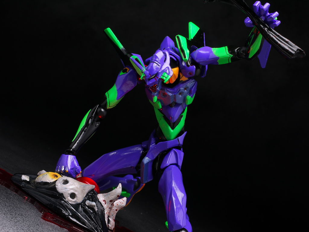 Rev No 100 Eva初号機 Japan Report 日系英雄 機械人 Toysdaily 玩具日報 Powered By Discuz