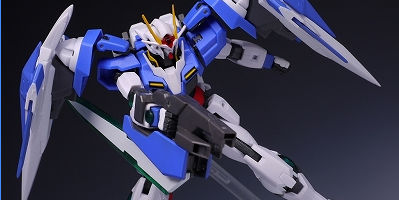 ROBOT魂 ダブルオーガンダム用 GNソードIII