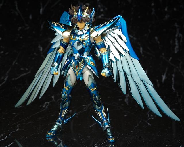 聖闘士聖衣神話 星矢 神聖衣 10th Anniversary Edition レビュー