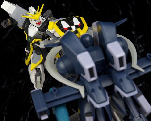ロボット魂 エアリーズ OZ レビュー
