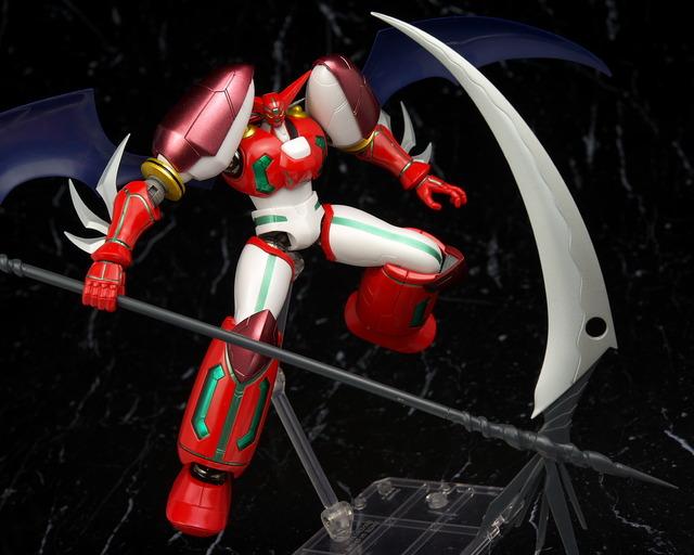スーパーロボット超合金 真ゲッター1 OVA版 レビュー