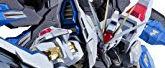 METAL BUILD ストライクフリーダムガンダム 約195mm ABS&PVC&ダイキャスト製 塗装済み可動フィギュア