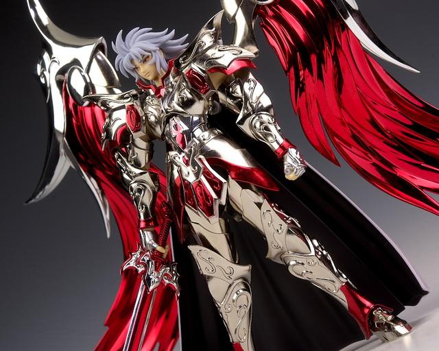 聖闘士聖衣神話EX 戦神アレス レビュー