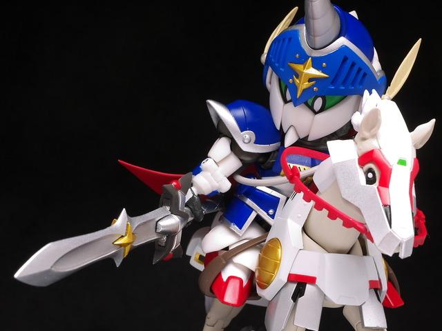 SDX 剣士ゼータガンダム レビュー