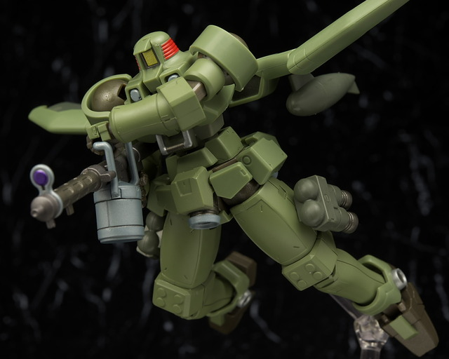 ROBOT魂 リーオー 飛行ユニット装備 レビュー