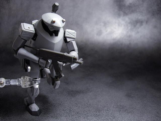 ROBOT魂 サベージ(グレーカラー) レビュー