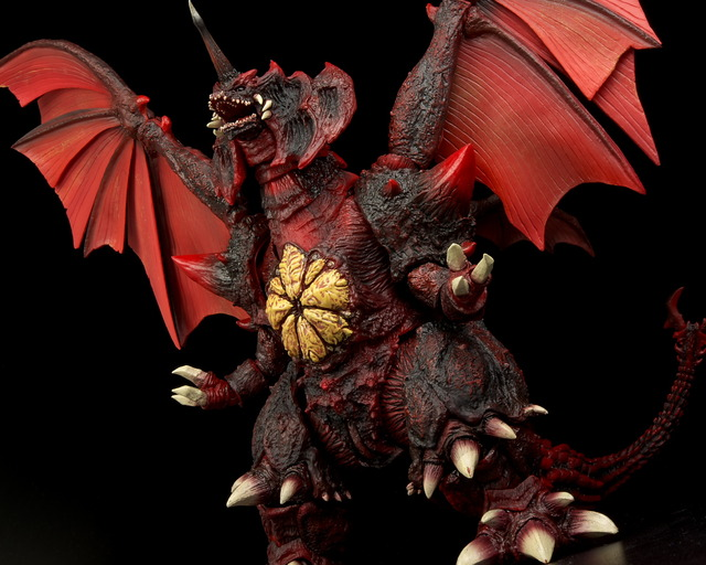 S.H.MonsterArts デストロイア 完全体 レビュー