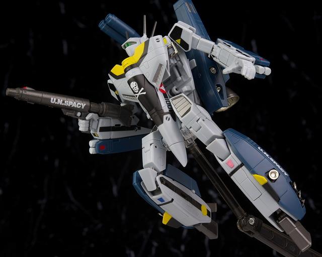 ハイメタルR VF-1S ストライクバルキリー フォッカー レビュー