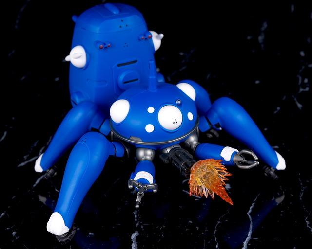 ROBOT魂 タチコマ 2nd GIG レビュー
