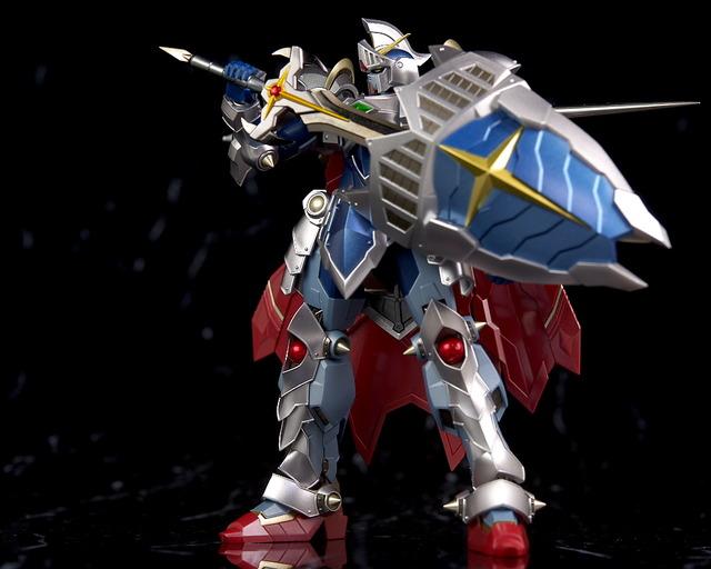 メタルロボット魂 ナイトガンダム ラクロアの勇者 レビュー