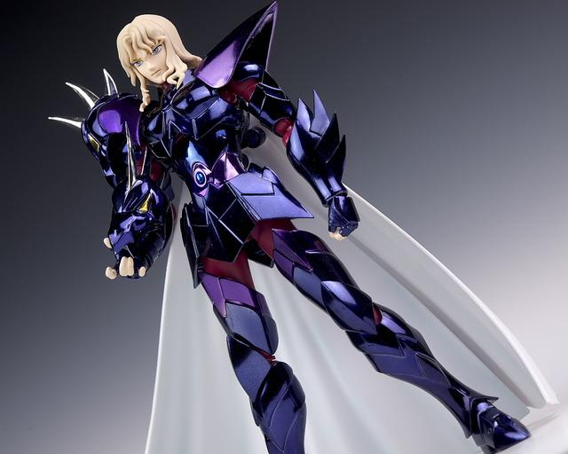 聖闘士聖衣神話EX ジークフリート レビュー
