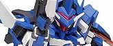 ウェーブ SUPER ROBOT HEROES イクスクレア 全高約14cm ノンスケール 色分け済みプラモデル KM-036 (メーカー初回受注限定生産)