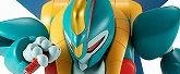 NXEDGE STYLE ネクスエッジスタイル 魔神英雄伝ワタル [MASHIN UNIT] 幻神丸 約90mm ABS&PVC製 塗装済み可動フィギュア
