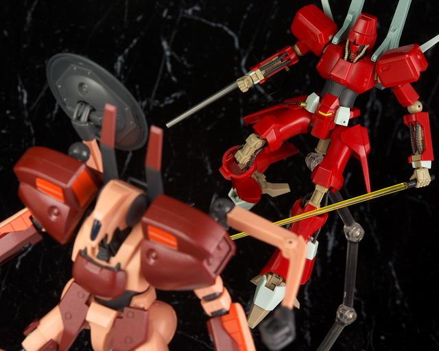 ROBOT魂 ディザード レビュー