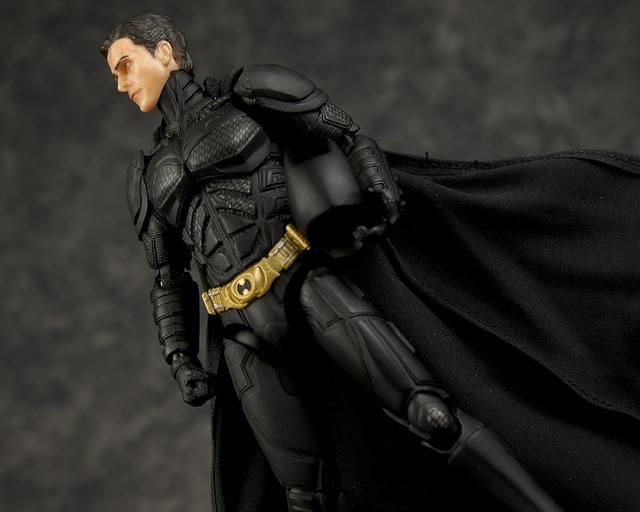 MAFEX バットマン Ver.2.0 レビュー