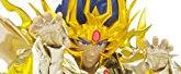 聖闘士聖衣神話EX 聖闘士星矢 キャンサーデスマスク(神聖衣) 約180mm ABS&PVC&ダイキャスト製 塗装済み可動フィギュア