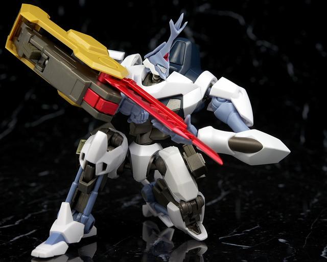 ロボット魂 コードギアス 双貌のオズ 白炎 レビュー