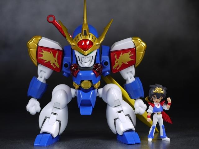 ROBOT魂 龍神丸 レビュー