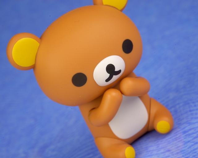 figure complex キャラクターリボ リラックマ レビュー