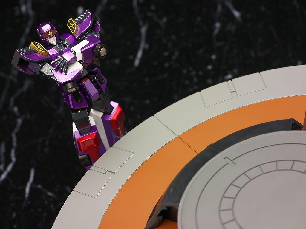 スーパーロボット超合金 ボルフォッグ ビッグオーダールーム レビュー
