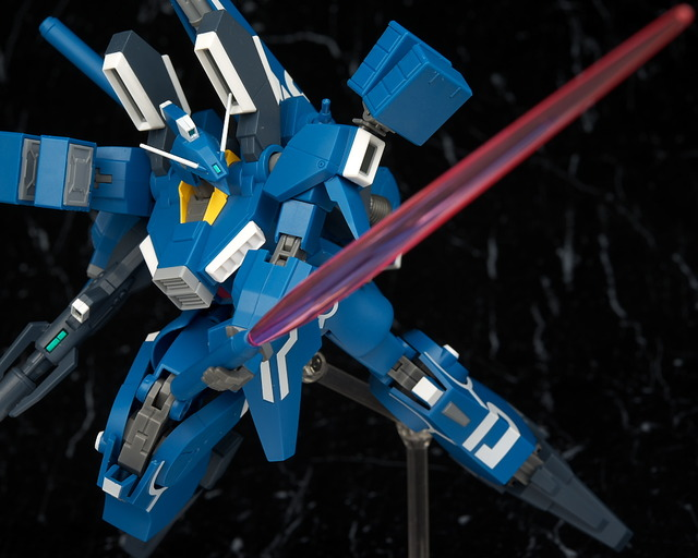 ロボット魂 ガンダム mk5 レビュー