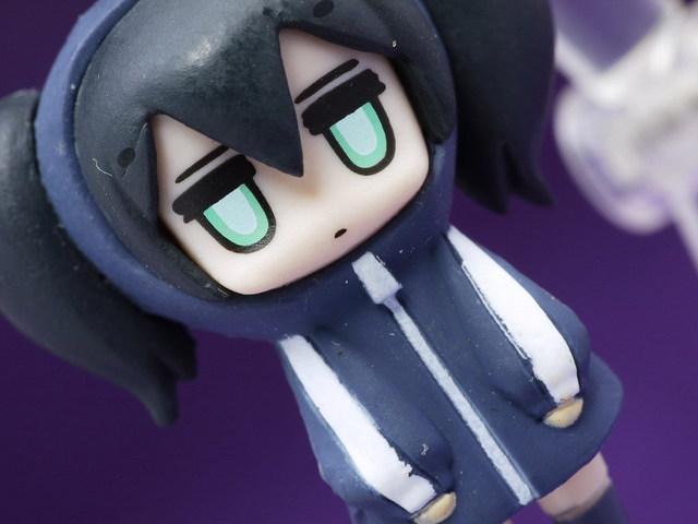 ホビージャパン2010年08月号付録 ブラック★ロックシューター キャラクターチャーム レビュー