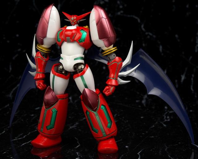 スーパーロボット超合金 真ゲッター レビュー
